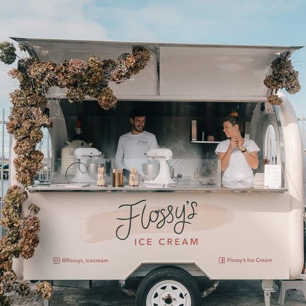 Flossy's Ice Cream