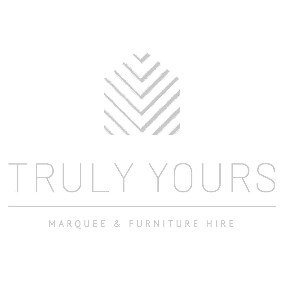 Truly Yours Clear Marquee and Furniture Hire